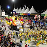 PROGRAMACAO - Carnaval na Passarela do Samba em São Luís