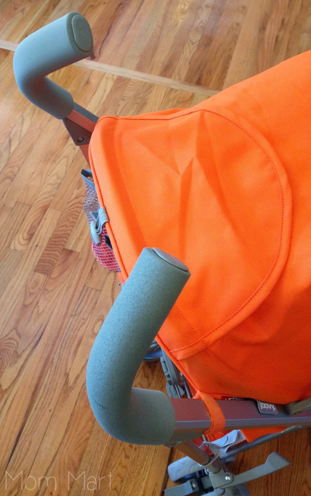 How to replace the foam parent handle on the Joovy Groove stroller #tutorial