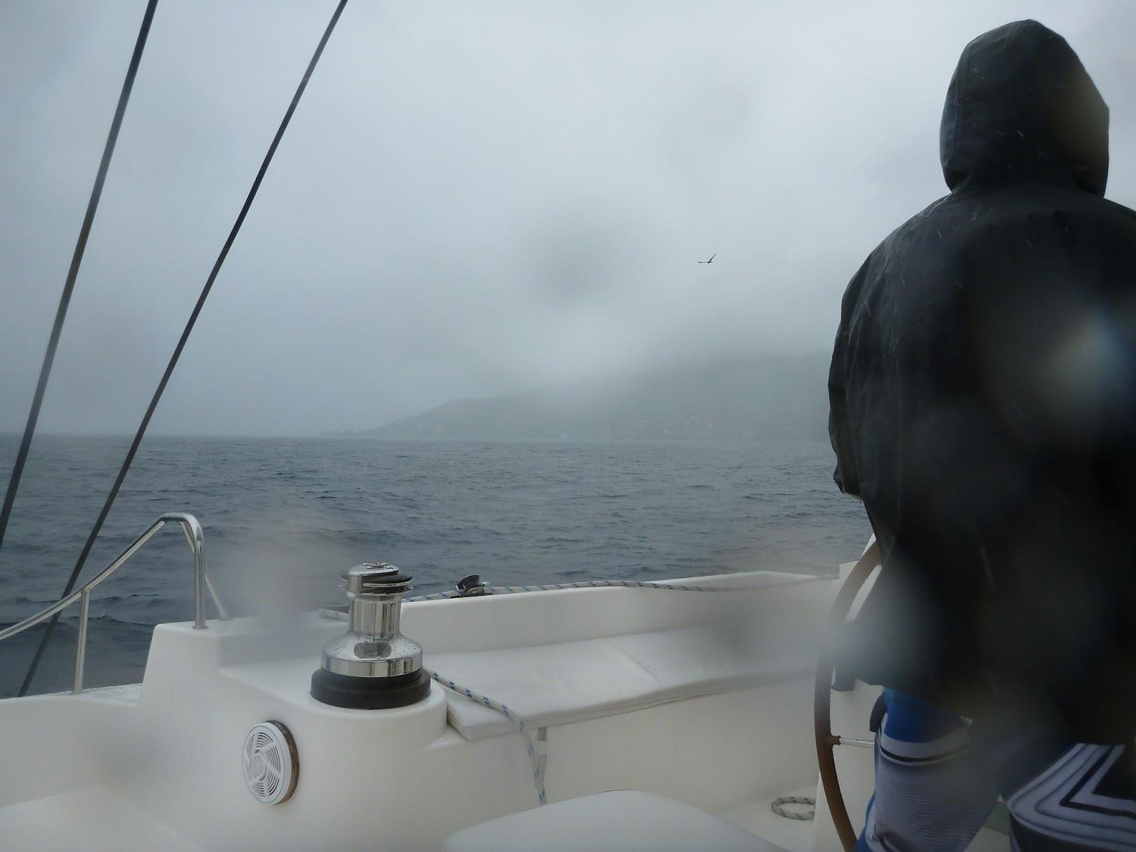Pluie aux Seychelles