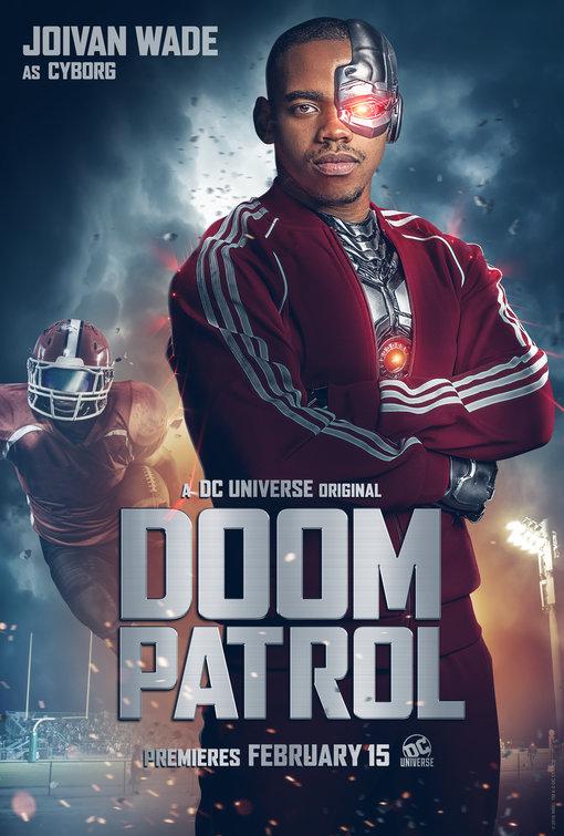 """DOOM PATROL"""