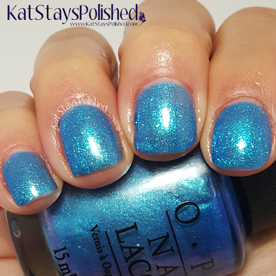 OPI Brights - I Sea You Wear OPI | Kat Stays Polished