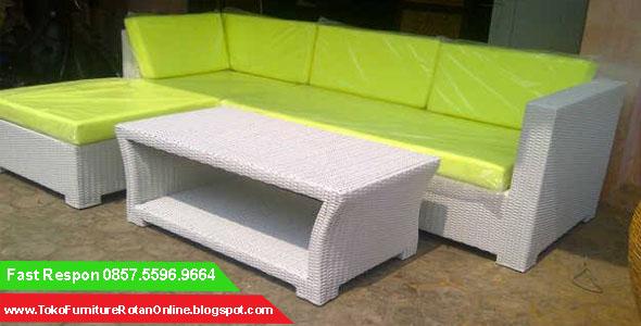 Sofa Bed Dari Rotan, Jual Sofa Bed Rotan, Sofa Rotan Cirebon, Sofa Rotan Di Bandung