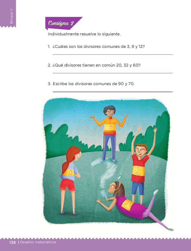 Sin cortes - Desafíos matemáticos 6to Bloque 5to 2014-2015