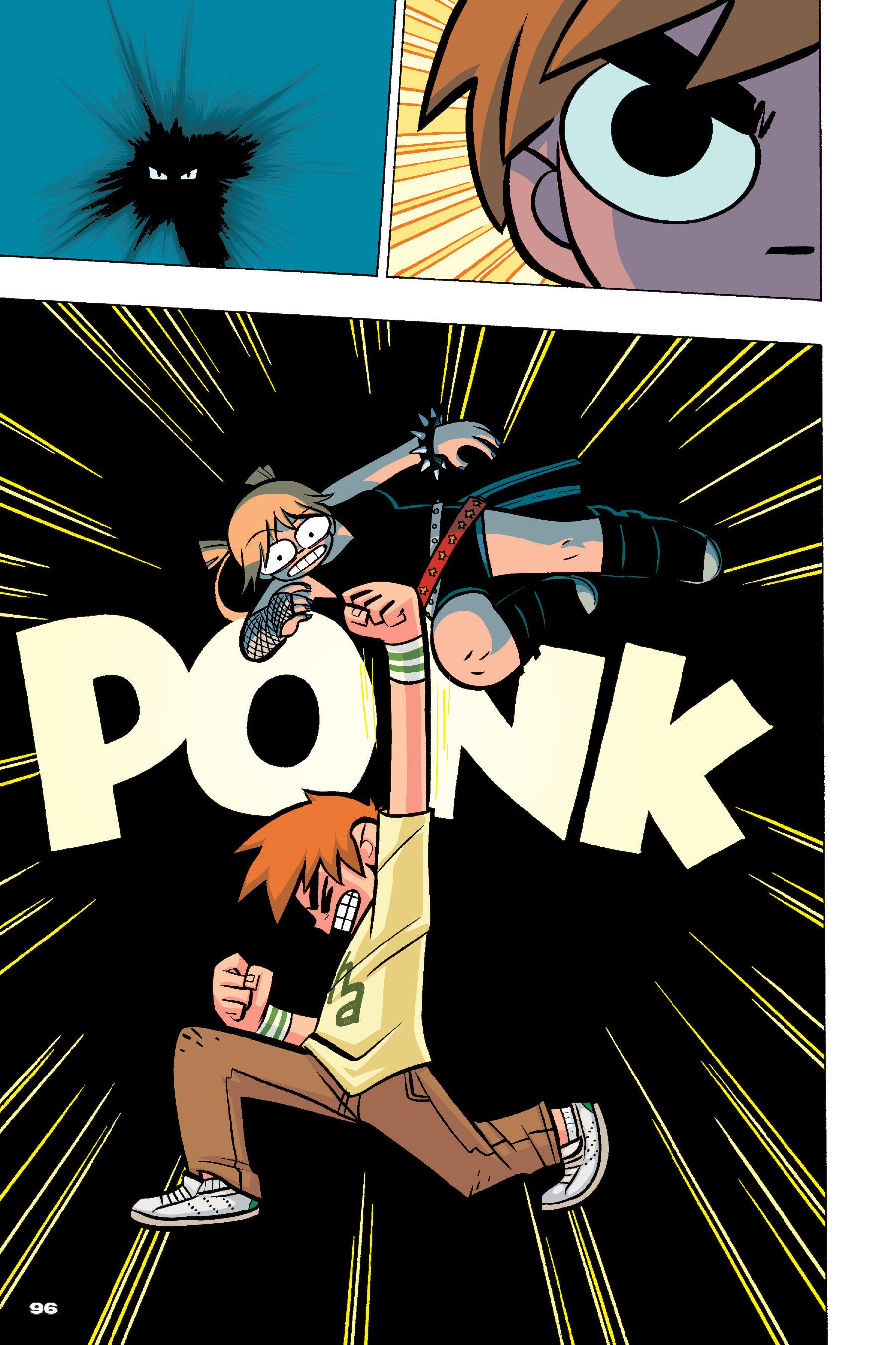 Read online Scott Pilgrim comic -  Issue #4 - 94