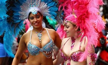 Cultura folclórica latina en Nueva York