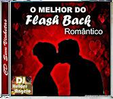 CD O melhor do Flash Back Romantico 2015 Sem Vinheta By DJ Helder Angelo