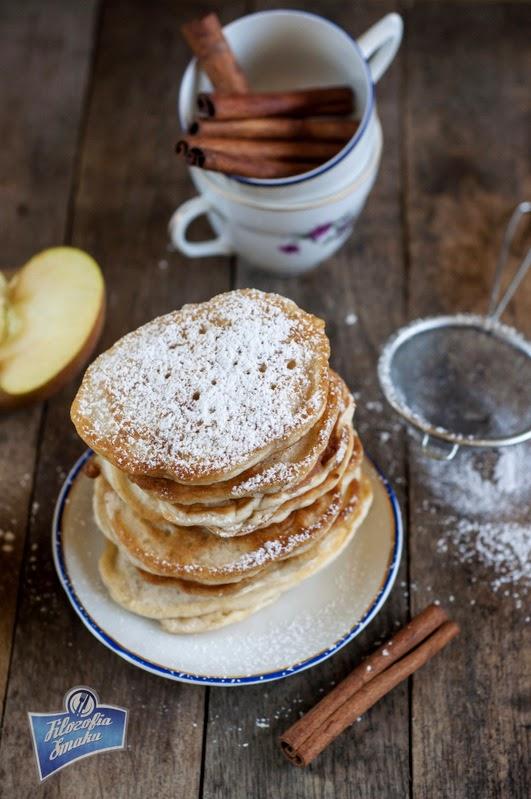 Pancakes wegańskie