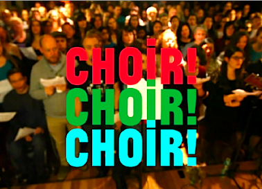 Choir! Choir! Choir! @ Monarch Tavern, Wednesday