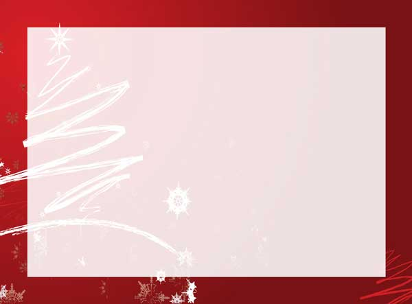 Photo Christmas Cards in Photoshop
