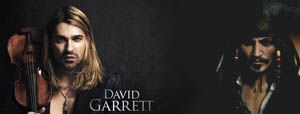 He's a Pirate - David Garrett