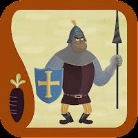 Dress a Knight of Carrot Castle