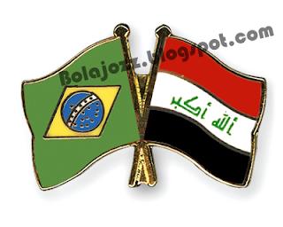 Brazil vs Iraq