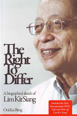 Only Kit Siang can differ