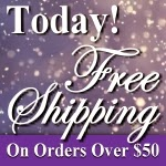 Free Shipping on Henna Orders over $50