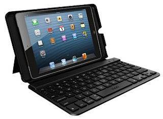 Tastiera per ipad nera ZAGGkeys mini 9