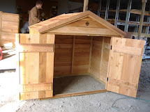 Well Insulated Dog House