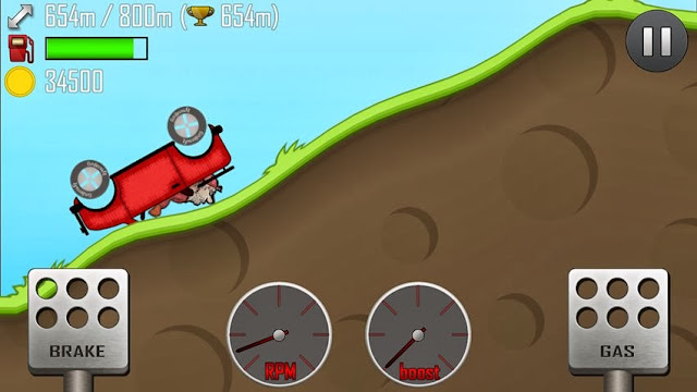 """Hill Climb Racing"" Now in Windows 8"