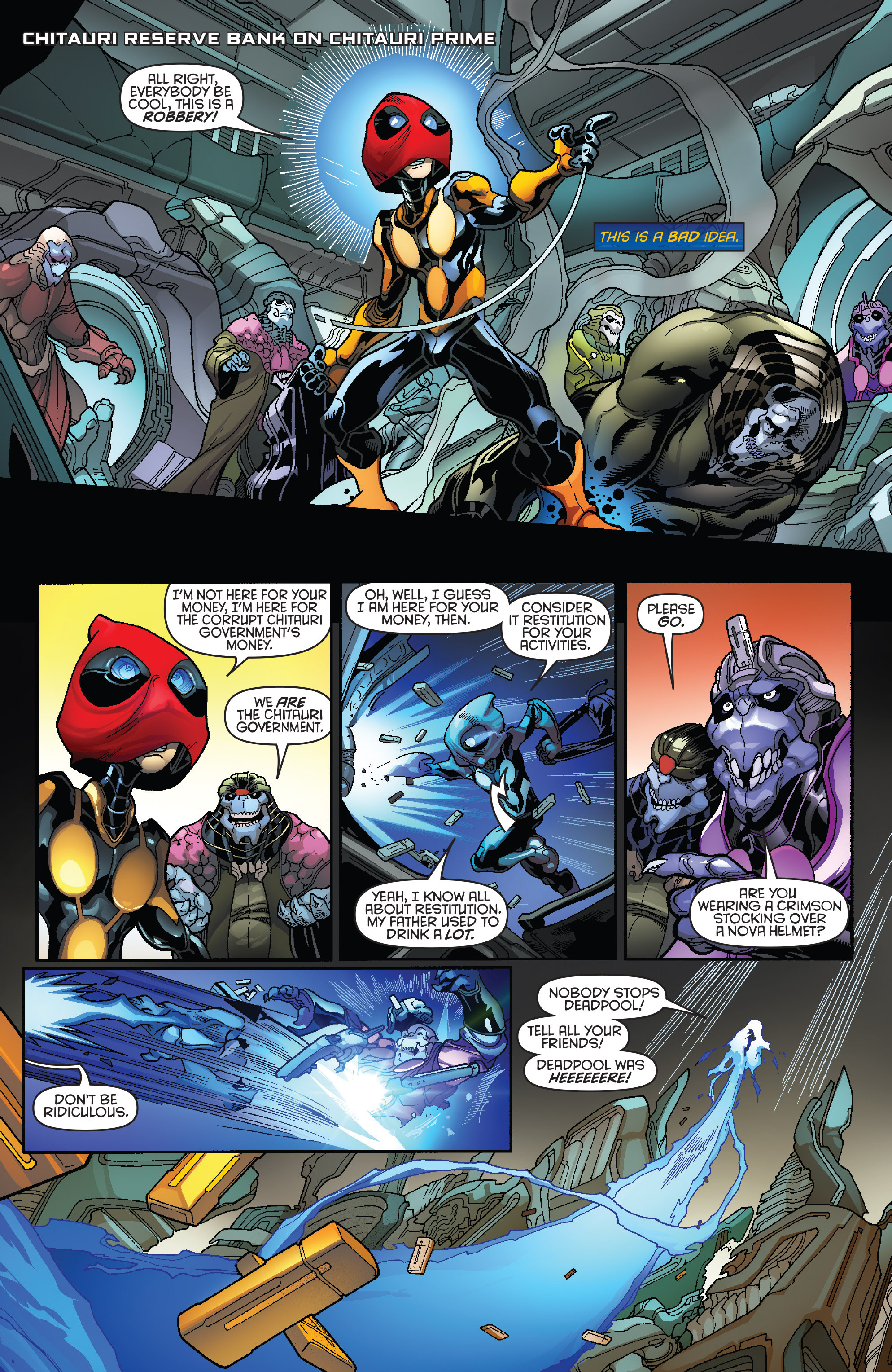 Nova (2013) - Chapter  29 | pic 10