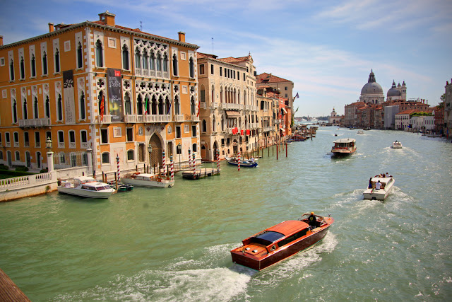 Holiday Diary. Part 2 - One day in Venice
