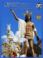 Semana Santa en La Carolina 2013