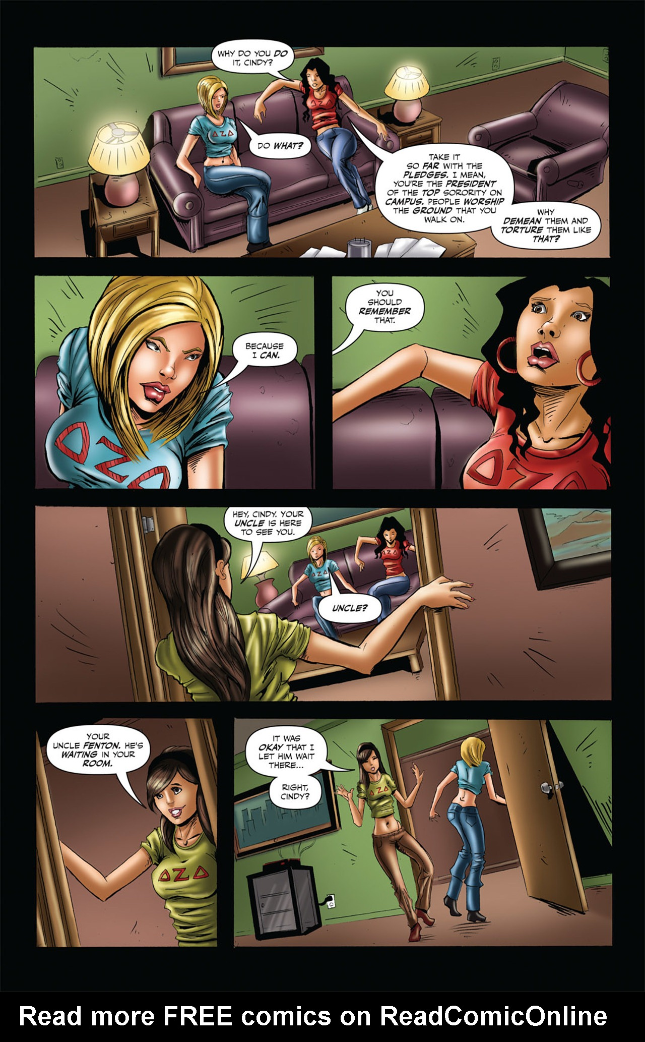 Grimm Fairy Tales (2005) Issue #45 #48 - English 8