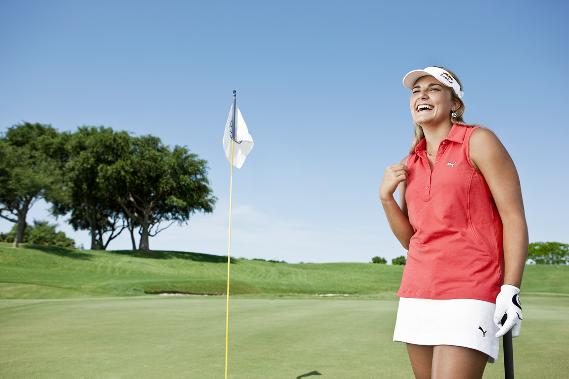 Alexis Thompson an American Youngest & Beautiful Golfer