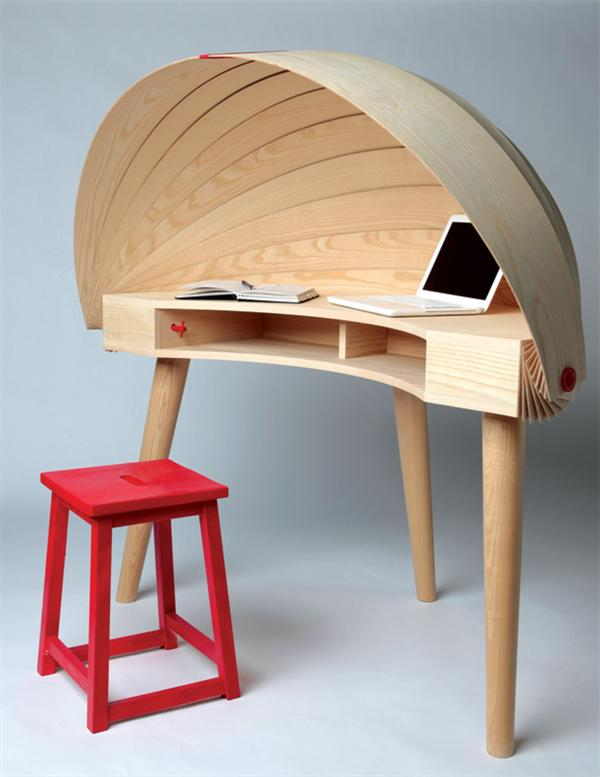 Cool Creative Furniture Design Desk Work Space