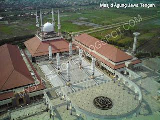 Masjid Agung Jateng MAJT