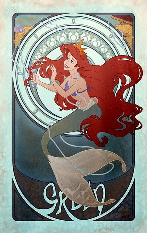 Disney Princesses in Seven Deadly Sins