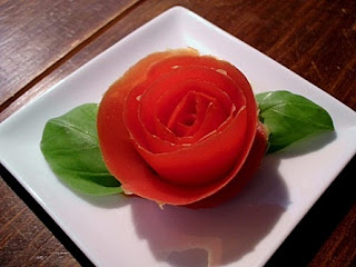 Decoracion de Tomate, Ideas para Buffets, Cocina Original