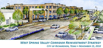 Spring Valley Corridor