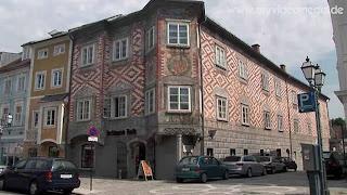 Hoffmannsches Freihaus in Wels - Austria