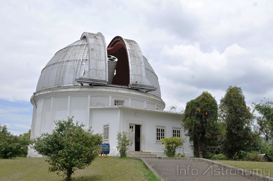 Sebelum ke Observatorium Bosscha, Ikuti Ketentuan Ini