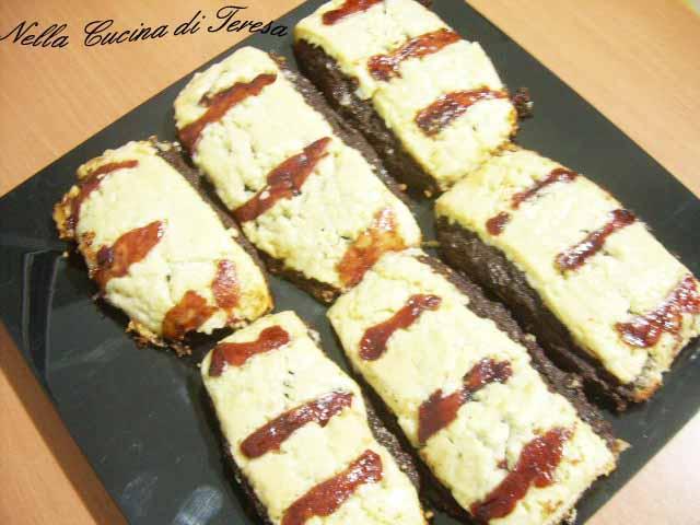 Nella cucina di teresa simil biscotto all 39 amarena - Nella cucina di teresa ...