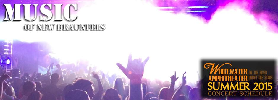 LIVE MUSIC - Music of New Braunfels