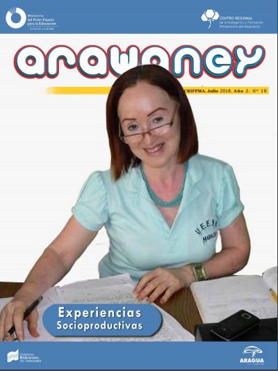 Revista ARAWANEY N° 18