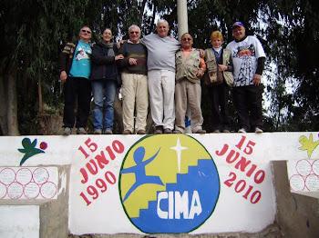 Vingtième anniversaire de CIMA