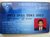 Membership ACC Gem
