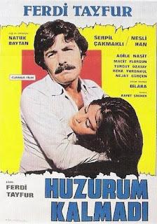 Ferdi Tayfur Huzurum Kalmadı Filmini İzle