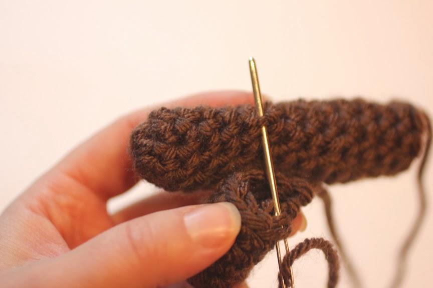 Crochet Reindeer Antlers Pattern Repeat Crafter Me