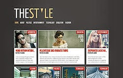 The Style Free Blogger Template