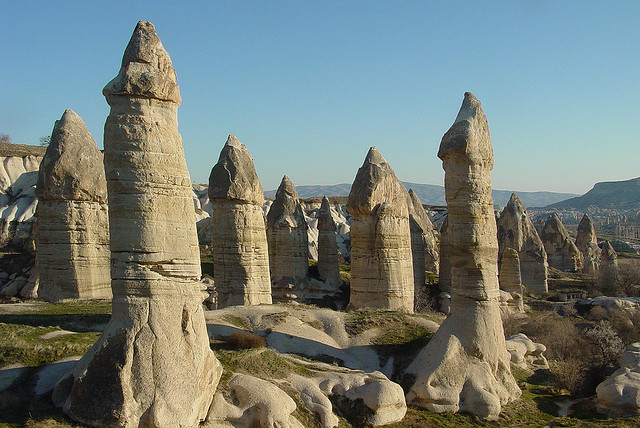 Lugares turisticos de Turquía