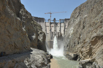 Small dams to irrigate 2,688 acres of land in Waziristan
