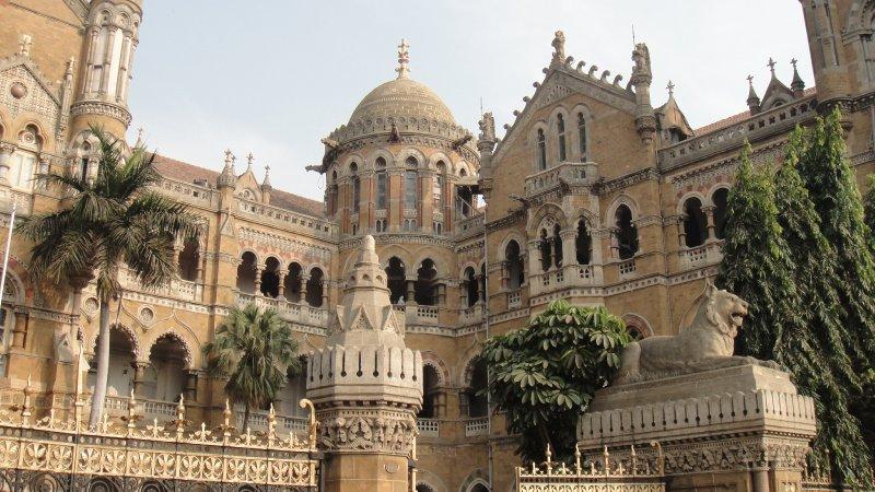 No viviendo en un mundo vivo chhatrapati shivaji - Arquitectura victoriana ...