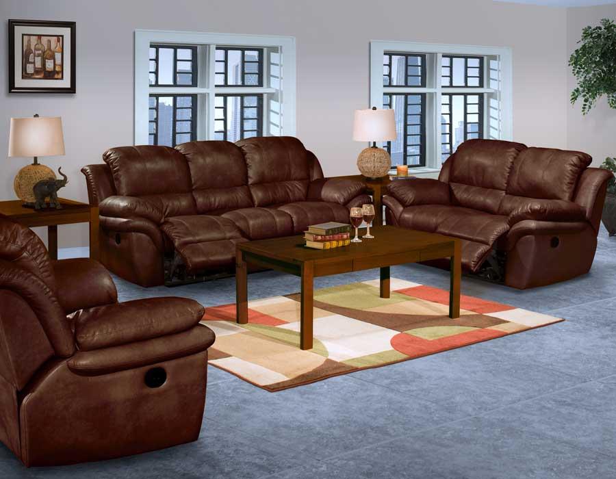 Mueblescamey com salas for Muebles de sala de cuero