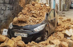 انهيار أحد المنازل بالمدينة القديمة يؤدي إلى إصابة امرأتين بمراكش