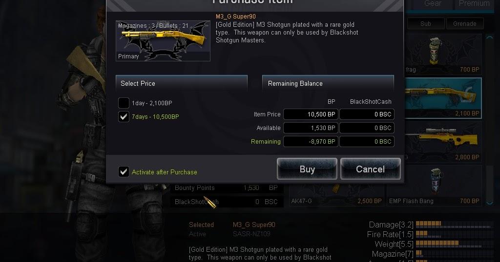 Blackshot GGBypass Updated Version 02072014 BSVIP