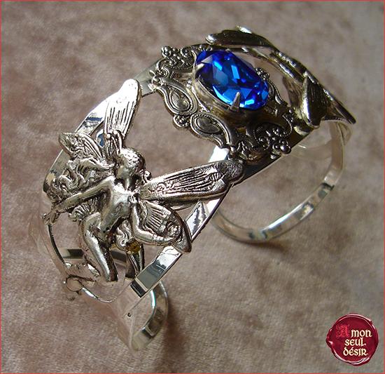 Bracelet Fée Magie FairySpell Charmes et Sortilèges Abracadabra