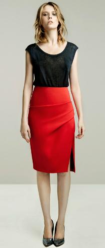 Zara faldas 2011