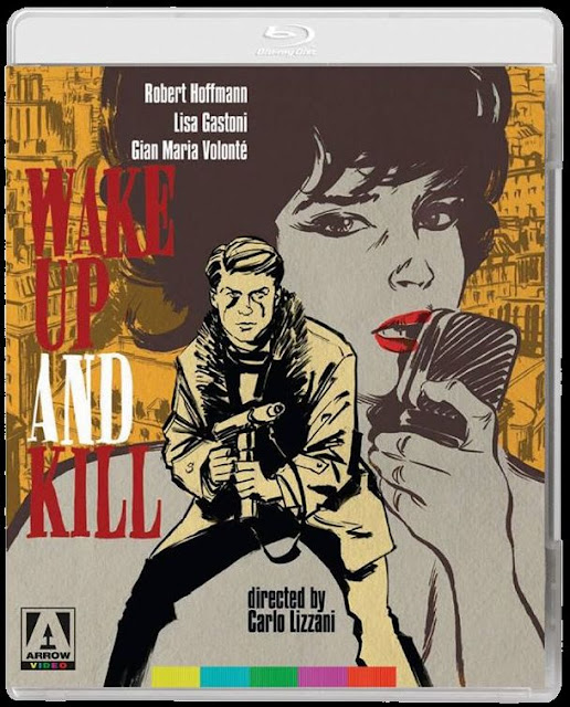 Arrow Video Announces November UK/US Releases Wake Up And Kill